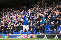 Alan Judge of Ipswich Town celebrates the hosts third goal during Ipswich Town vs Accrington Stanley, Sky Bet EFL League 1 Football at Portman Road on 11th January 2020