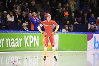 SCHAATSEN: HEERENVEEN: IJsstadion Thialf, 09-11-2012, KPN NK afstanden, Seizoen 2012-2013, Rienk Nauta, ©foto Martin de Jong