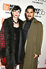 Amy Fine Collins and Philipe Escalanta attend &quot;The Times of Bill Cunningham&quot;  World Premiere on October 11, 2018 at the 56th New York Film Festival in New York City, New York, USA.<br /> <br /> photo by Robin Platzer/Twin Images<br />  <br /> phone number 212-935-0770