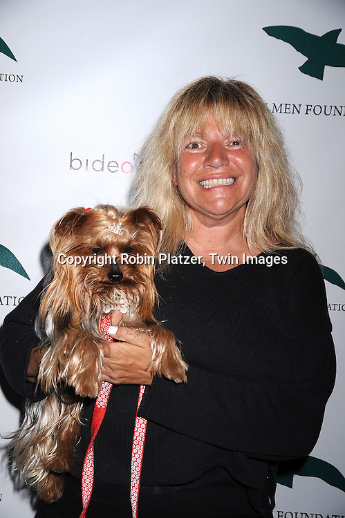 """Robyn Bird..posing for photographers at The """"Bideawee Ball: For The Love of Pets"""" Gala on  May 6, 2008 at Espace at The Atelier in New York City. ....Robin Platzer, Twin Images"""