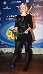 Die deutsche Schwimmerin Britta Steffen beendet ihre Karriere - Archiv aus  05.12.2009<br />  <br /> Champions 2009<br /> Sportlerin des Jahres 2009<br /> Britta Steffen<br />  <br /> <br />   <br /> Foto &copy; nph /  Schulz