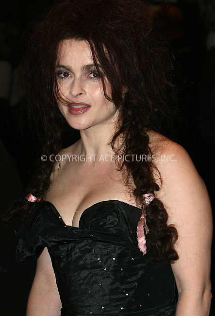 WWW.ACEPIXS.COM . . . . .  ....November 17 2009, New York City....Actress Helena Bonham-Carter arriving at MoMA's Second Annual Film Benefit, Honoring Tim Burton at the MOMA on November 17, 2009 in New York.....Please byline: NANCY RIVERA- ACE PICTURES.... *** ***..Ace Pictures, Inc:  ..tel: (212) 243 8787 or (646) 769 0430..e-mail: info@acepixs.com..web: http://www.acepixs.com