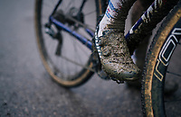 STYBAR Zdeněk (CZE/Deceuninck-Quick Step) post-race shoes<br /> <br /> GP Sven Nys (BEL) 2019<br /> DVV Trofee<br /> ©kramon