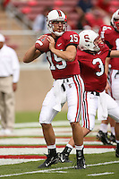 14 October 2006: Alex Loukas during Stanford's 20-7 loss to Arizona during Homecoming at Stanford Stadium in Stanford, CA.