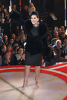 Michelle Visage at the Celebrity Big Brother series launch - Arrivals<br /> Borehamwood. 07/01/2015  Picture by: James Smith / Featureflash