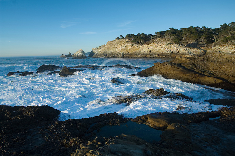 California, Point Lobos , Point Lobos State Park