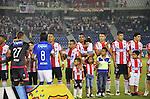 Atlético Junior venció 2-0 a Millonarios en Barranquilla. Partido de ida de los Cuartos de la Liga Águila I-2016