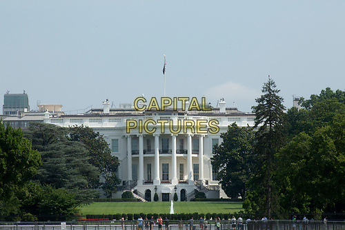 The White House on Independence Day in Washington D.C.<br /> CAP/MPI/CNP<br /> ©CNP/MPI/Capital Pictures