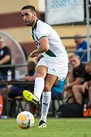 HAREN - Voetbal, FC Groningen - SM Caen, voorbereiding seizoen 2018-2019, 04-08-2018, FC Groningen speler Mimoun Mahi