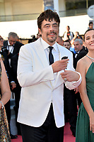 Benicio Del Toro  at the closing gala screening for &quot;The Man Who Killed Don Quixote&quot; at the 71st Festival de Cannes, Cannes, France 19 May 2018<br /> Picture: Paul Smith/Featureflash/SilverHub 0208 004 5359 sales@silverhubmedia.com