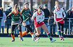 TILBURG  - hockey-  Frederique Passier (MOP)  tijdens de wedstrijd Were Di-MOP (1-1) in de promotieklasse hockey dames. COPYRIGHT KOEN SUYK