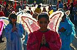 Procissao na Festa do divino em Sao Luis do Paraitinga. Sao Paulo. 2014. Foto de Levi Bianco.