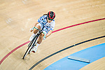 Yeung Shuk Yin of Noble Cycling Team hk in action during the Women Qualifying (200M Flying Start) at the Hong Kong Track Cycling Race 2017 Series 5 on 18 February 2017 at the Hong Kong Velodrome in Hong Kong, China. Photo by Marcio Rodrigo Machado / Power Sport Images
