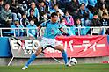 Tetsuya Okubo (Yokohama FC), .MARCH 25, 2012 - Football /Soccer : 2012 J.LEAGUE Division 2 ,5th sec match between Yokohama FC 0-2 Ventforet Kofu at NHK Spring Mitsuzawa Football Stadium, Kanagawa, Japan. (Photo by Jun Tsukida/AFLO SPORT) [0003].