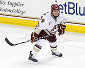 Cam Atkinson (BC - 13) - The Boston College Eagles defeated the University of Massachusetts-Amherst Minutemen 6-5 on Friday, March 12, 2010, in the opening game of their Hockey East Quarterfinal matchup at Conte Forum in Chestnut Hill, Massachusetts.