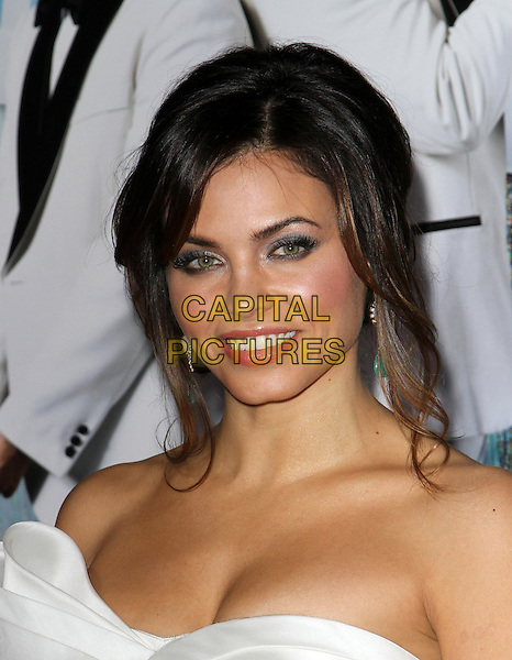 "Jenna Dewan.""21 Jump Street"" Los Angeles Premiere Held At Grauman's Chinese Theatre, Hollywood, California, USA..March 13th, 2012.headshot portrait white one shoulder .CAP/ADM/KB.©Kevan Brooks/AdMedia/Capital Pictures."