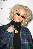 LOS ANGELES, CA - FEBRUARY 10: DaniLeigh attends Universal Music Group's 2019 After Party at The ROW DTLA on February 9, 2019 in Los Angeles, California. Photo: CraSH/imageSPACE / MediaPunch