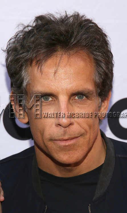 Ben Stiller attends the Broadway Opening Night performance of 'Groundhog Day' at the August Wilson Theatre on April 17, 2017 in New York City