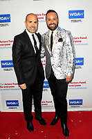 LOS ANGELES - JUN 11:  David Paul, Nick Verreos at the Actors Fund's 21st Annual Tony Awards Viewing Party at the Skirball Cultural Center on June 11, 2017 in Los Angeles, CA