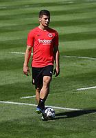 Luka Jovic (Eintracht Frankfurt) - 24.07.2018: Eintracht Frankfurt Training, Commerzbank Arena