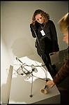 Turismo in Barriera # 2, una passeggiata alla scoperta di insoliti punti di vista in Barriera di Milano. Progetto della associazione ONEOFF nell'ambito di 'Cosa succede in Barriera' con la partecipazione di Luca Morino.  Qui alla Gagliardi Art System nella mostra di Piero Fogliati. Dic 2012