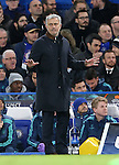 Chelsea's Jose Mourinho in action<br /> <br /> UEFA Champions League - Chelsea v FC Porto - Stamford Bridge - England - 9th December 2015 - Picture David Klein/Sportimage
