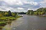 Rzeka Netta, Polska<br /> Netta river, Poland