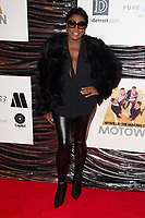 "Mica Paris<br /> arriving for the ""Hitsville: The Making of Motown"" European premiere at the Odeon Leicester Square, London<br /> <br /> ©Ash Knotek  D3520 23/09/2019"