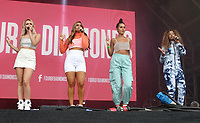 Four of Diamonds perform at British Summertime at Hyde Park. London on July 6th 2019<br /> <br /> Photo by Keith Mayhew