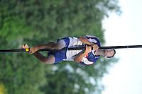 FIERLJEPPEN: JOURE: 27-06-2015, Gerard Hooisma, ©foto Martin de Jong