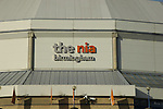 The National Indoor Arena NIA near Brindleyplace Birmingham England