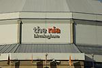 The National Indoor Arena NIA near Brindleyplace Birmingham England
