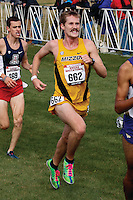 Mizzou 5th year senior Hayden Legg of Mexico finished 22nd at the NCAA Division I Midwest Cross Country Regional, in 31:00 for 10k, to earn his second career All-Region honor, Friday, November 16, in Ames, Ia. Legg led the Tiger men to an eighth place finish.