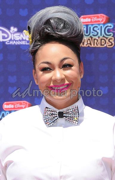 29 April 2017 - Los Angeles, California - Raven-Symoné. 2017 Radio Disney Music Awards held at Microsoft Theater in Los Angeles. Photo Credit: Birdie Thompson/AdMedia