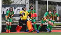 North Harbour v Central. Mens Under 21 National Hockey Championships, North Harbour Hockey Stadium, Auckland, Tuesday 7 May 2019. Photo: Simon Watts/Hockey NZ