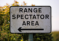 Thursday 15 June 2017<br /> Pictured: The Spectator Area of Castlemartin range.<br /> Re: A soldier has been killed and three others injured after an incident involving a tank at a Ministry of Defence base in Pembrokeshire.<br /> The soldier, from the Royal Tank Regiment, died in the incident at Castlemartin Range.<br /> Two people were taken to Morriston Hospital in Swansea, while another casualty remains in Cardiff's University Hospital of Wales.<br /> An investigation is under way.<br /> Live firing was scheduled to take place at the range between Monday and Friday.<br /> In May 2012, Ranger Michael Maguire died during a live firing exercise at the training base. An inquest later found he was unlawfully killed.