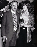Jack Lemmon, Jane Fonda 1979<br /> OPENING OF ''The China Syndrome&quot;<br /> <br /> Credit:  John Barrett/PHOTOlink/MediaPunch