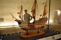- Genoa, museum of the sea of Galata....- Genova, museo del mare di Galata
