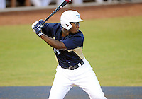 Florida International University outfielder Jabari Henry (14) plays against Florida Atlantic University. FAU won the game 5-1 on March 16, 2012 at Miami, Florida.