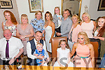 Ava Sugrue who attends Moyderwell NS celebrating her first communion with family and friends on Saturday in Bella Bia