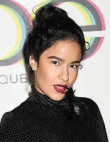 WEST HOLLYWOOD, CA - FEBRUARY 07: Massiel Taveras attends the premiere of Netflix's 'Queer Eye' Season 1 at Pacific Design Center on February 7, 2018 in West Hollywood, California.<br /> CAP/ROT/TM<br /> &copy;TM/ROT/Capital Pictures