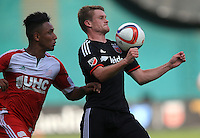 DC United vs New England Revolution, June 21, 2015
