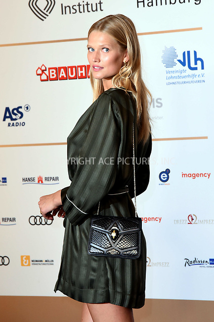www.acepixs.com<br /> <br /> September 7 2017, Berlin<br /> <br /> Toni Garrn attends the Deutscher Radiopreis (German radio awards) at Elbphilharmonie on September 7, 2017 in Hamburg, Germany<br /> <br /> <br /> By Line: Famous/ACE Pictures<br /> <br /> <br /> ACE Pictures Inc<br /> Tel: 6467670430<br /> Email: info@acepixs.com<br /> www.acepixs.com