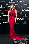 Silvia Abascal attend the photocall of the Anirversary of InStyle Magazine at Fenix Hotel in Madrid, Spain. October 21, 2014. (ALTERPHOTOS/Carlos Dafonte)