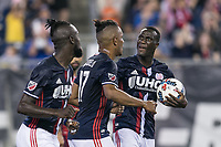 New England Revolution vs Chicago Fire, June 17, 2017