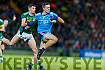 Paul Geaney Kerry in action against Brian Fenton  Dublin during the Allianz Football League Division 1 Round 3 match between Kerry and Dublin at Austin Stack Park in Tralee, Kerry on Saturday night.