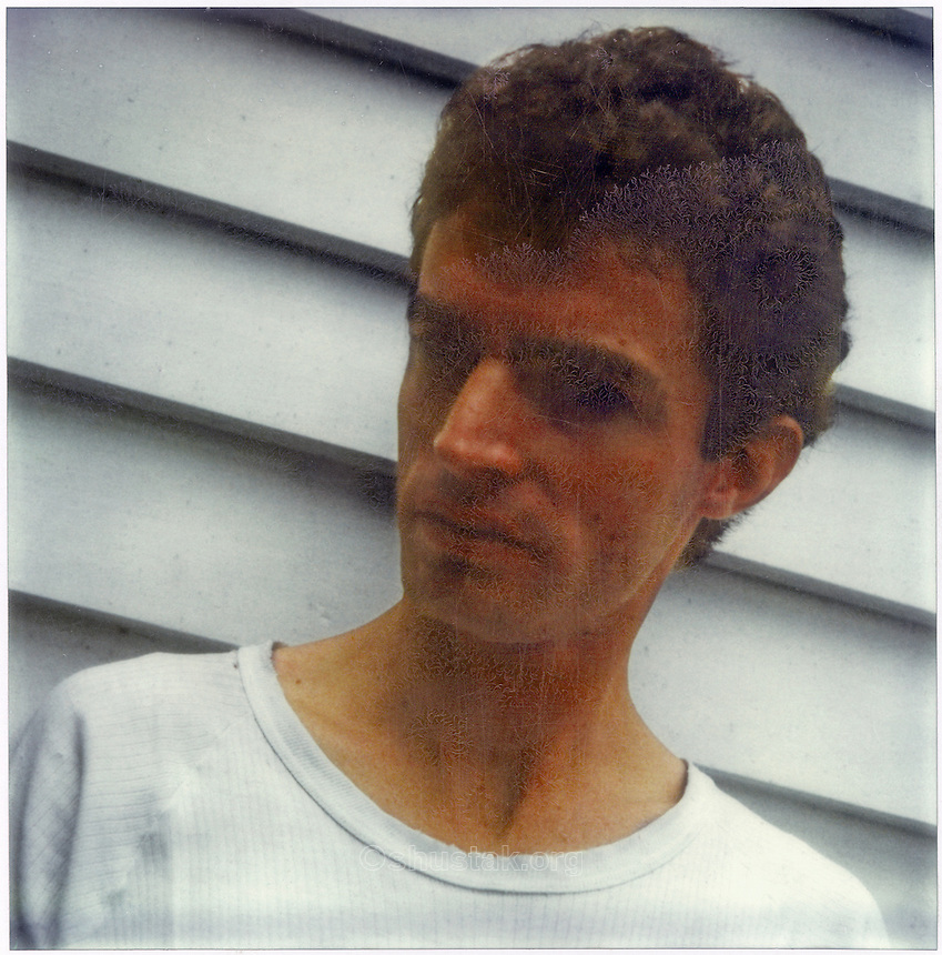 Paul Johns, Photographer (1951 -  ) SX-70 photograph c. 1976