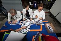 #21 DRAGONSPEED (USA) ORECA 07 GIBSON LMP2 HENRIK HEDMAN (SWE) RENGER VAN DER ZANDE (NLD) JAMES ALLEN (AUS)