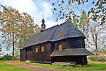 Cerkiew greckokatolicka, parafialna, p.w. św. Paraskewii w Ustianowej Górnej - obecnie kościół rzymskokatolicki p.w. NP Marii.