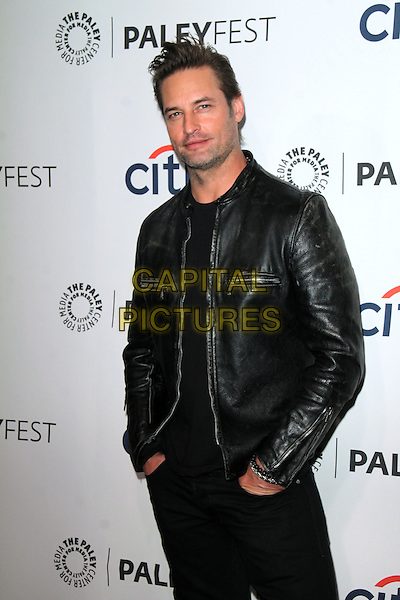 HOLLYWOOD, CA - March 16: Josh Holloway at the &quot;Lost&quot; 10 Year Anniversary at the 31st PALEYFEST, Dolby Theater, Hollywood,  March 16, 2014. <br /> CAP/MPI/JO<br /> &copy;Janice Ogata/MediaPunch/Capital Pictures